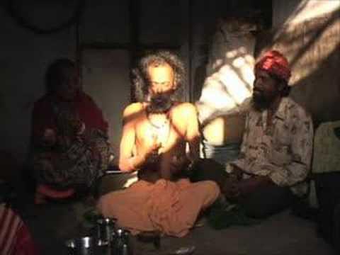 "Gaur Khepa Das Baul from ""Moner Manush"" by Harry Matthews, i"