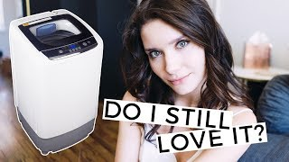 My Portable Washing Machine - Is It Still Worth It? | 3 MONTH REVIEW