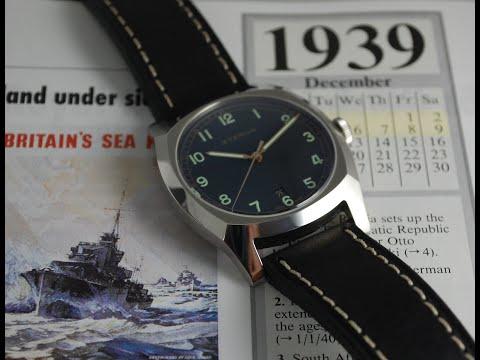 2013 Eterna Military 1939 Limited Edition Men's Watch UNWORN