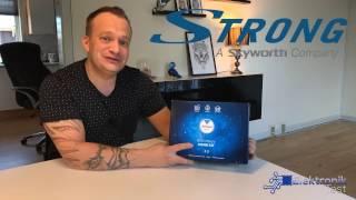 Gennemgang af STRONG WiFi 1600 Mbits Home Kit