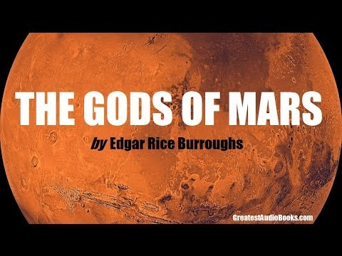 THE GODS OF MARS - FULL AudioBook | Greatest Audio Books