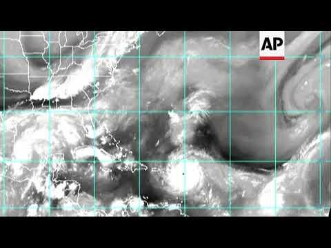 Powerful Hurricane Irma approaching northeast Caribbean