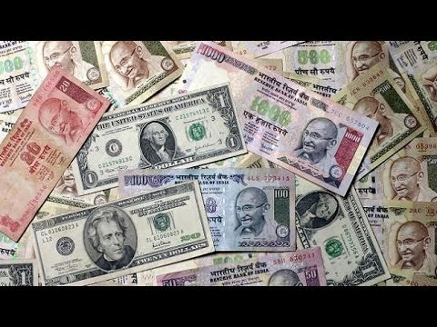 Indian Rupee gains five paise against dollar