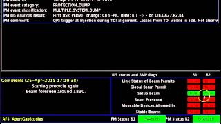 Look how the 7.8 Quake Strikes as CERN Powers Up Beams!