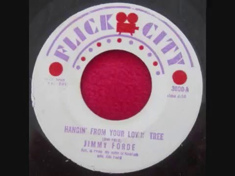 Jimmy Forde Jim Ford  Hangin' From Your Lovin' Tree  Crazy Cajun Cake Walk Band  1968