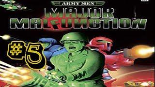 Army Men Major Malfunction || #5 || Castle Cardboardstein