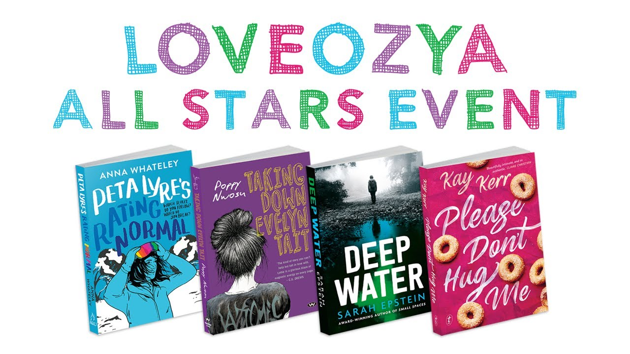 Download LoveOzYA All Stars Author Event - June 2020