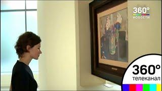 Открылась выставка ''Роберт Фальк. Грани творчества''