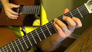 Guitar Tutorial - Higher Ground - FourPlay (S.Wonder)