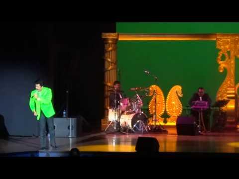 Udit Narayan - Main Yahaan Hoon (Veer Zaara) - Live In Concert 2014 - Holland