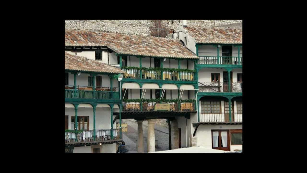 Restaurante la balconada para comer y cenar en chinch n for La casa encendida restaurante madrid