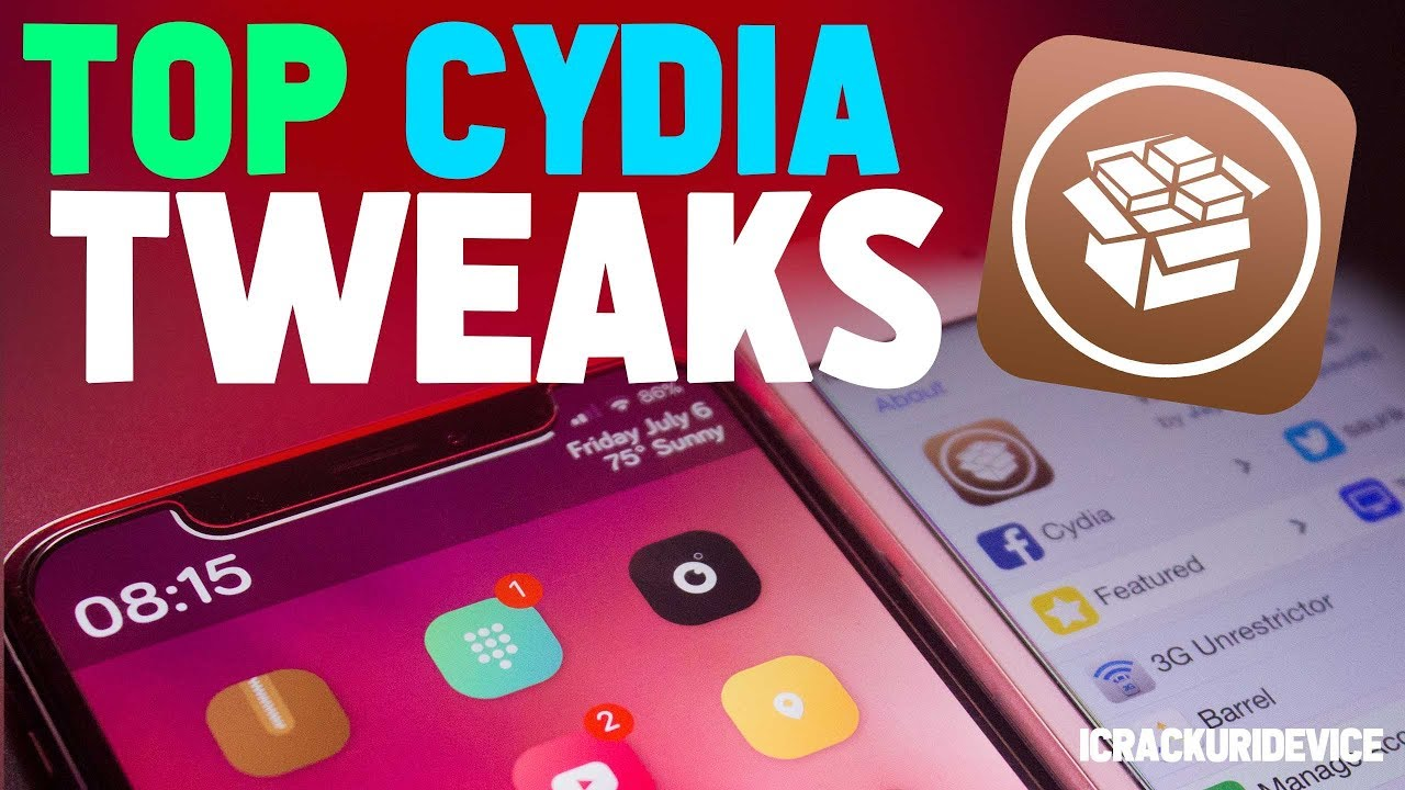 Top 43 BEST Jailbreak iOS 11 3 1 Cydia Tweaks for Electra - Best