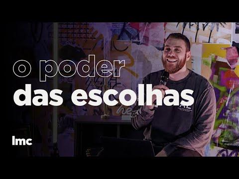 O PODER DAS ESCOLHAS - ANDRE FERNANDES | LAGOINHA MIAMI CHURCH