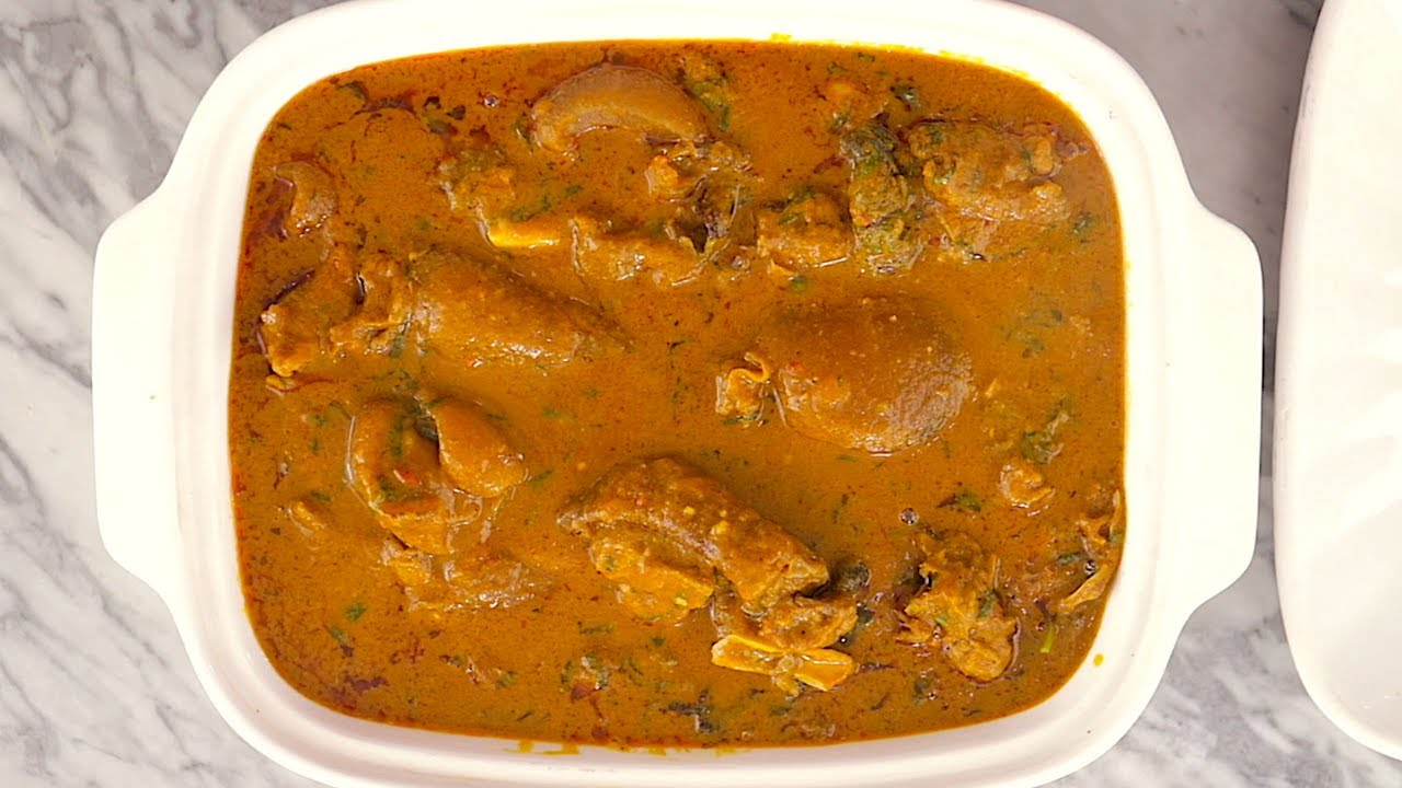 Download HOW TO MAKE BANGA SOUP FROM SCRATCH - WITH PALM KERNEL FRUITS - ZEELICIOUS FOODS