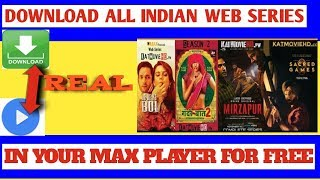 Download How To Download Web Series In Mx Player In Hindi