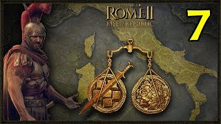 Rise Of The Republic Campaign! ROME - Total War Rome 2 Gameplay #7