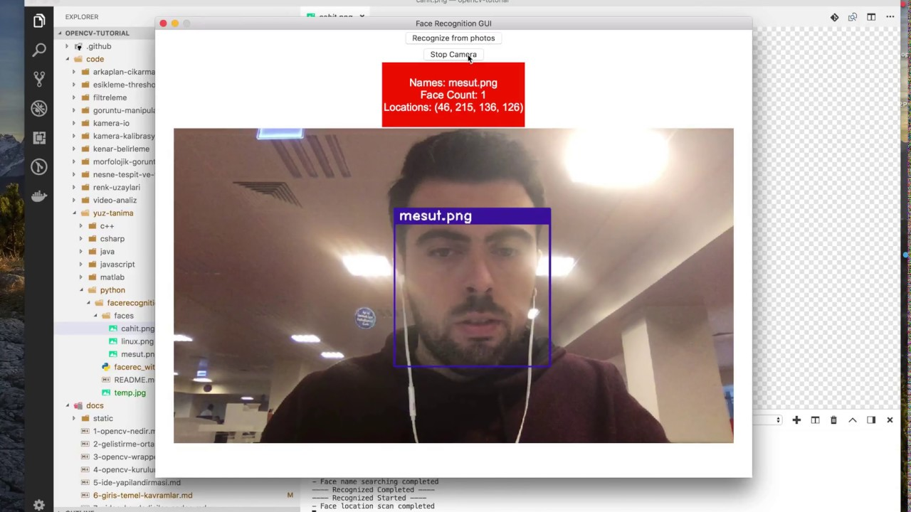 Face Recognition with Python
