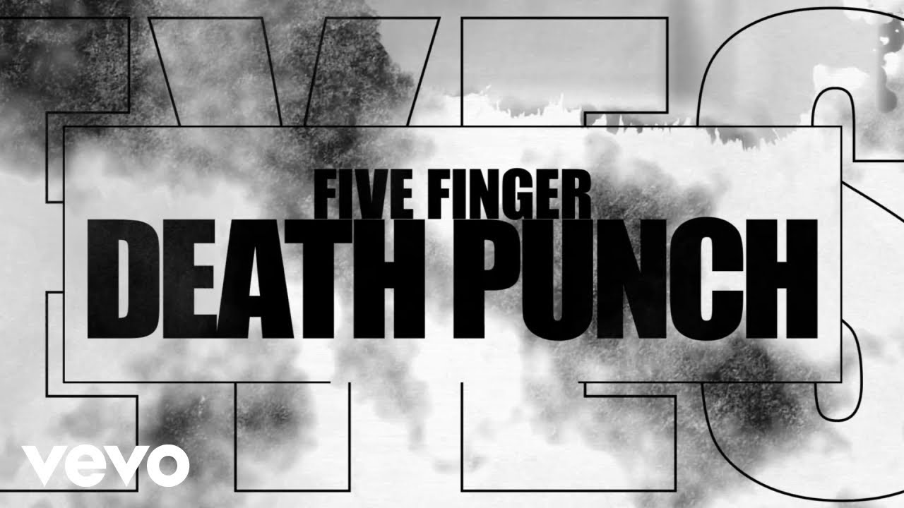 Download Five Finger Death Punch - Dot Your Eyes (Lyric Video)