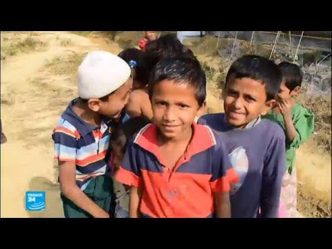 اتفاق بين بورما وبنغلادش على إعادة اللاجئين الروهينغا  - 16:22-2018 / 1 / 17