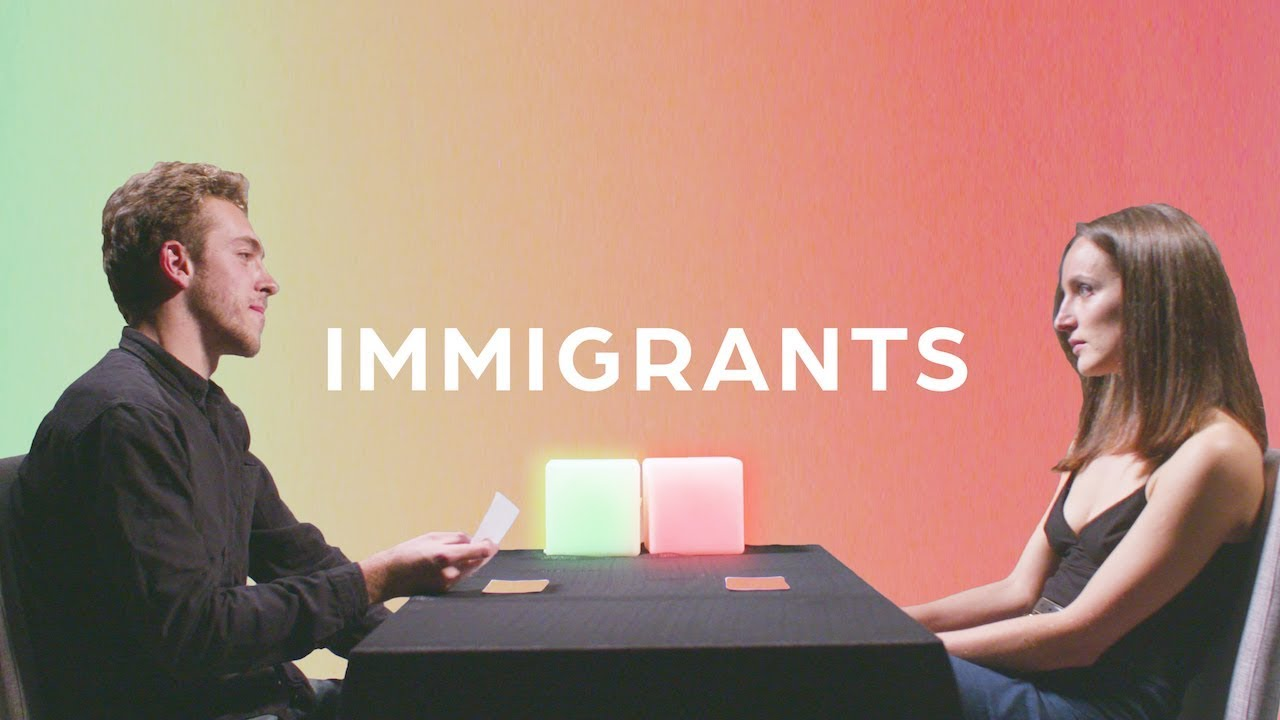 Young Foreigners Discuss Their American Experience