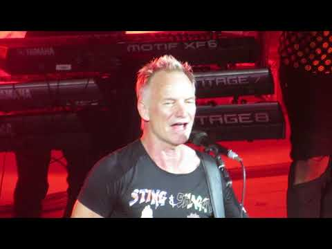 Sting & Shaggy  Roxanne & Mr Boombastic   in Plovdiv  190618