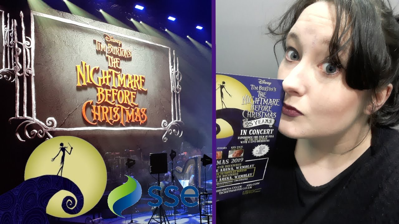 VIP Experience at the Nightmare Before Christmas Concert!