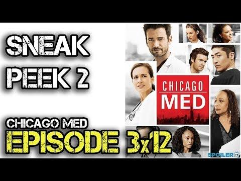 "Chicago Med 3x12 Sneak Peek 2 ""Born This Way"""