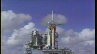 STS-26 Return to Flight, launch & landing (9-29-88)