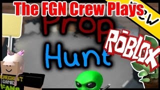 The FGN Crew Plays: ROBLOX - Prop Hunt Re Visited (PC)