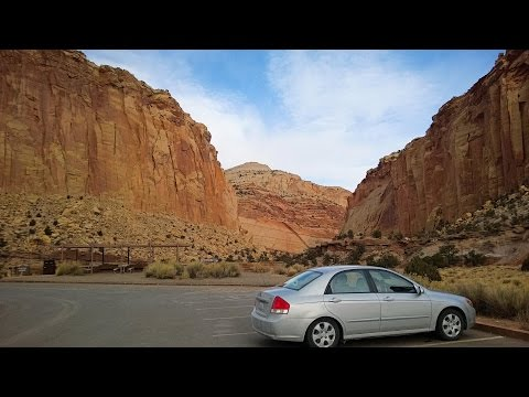 Grand Circle Tour I - Ep. 12 - Capitol Reef National Park Scenic Drive