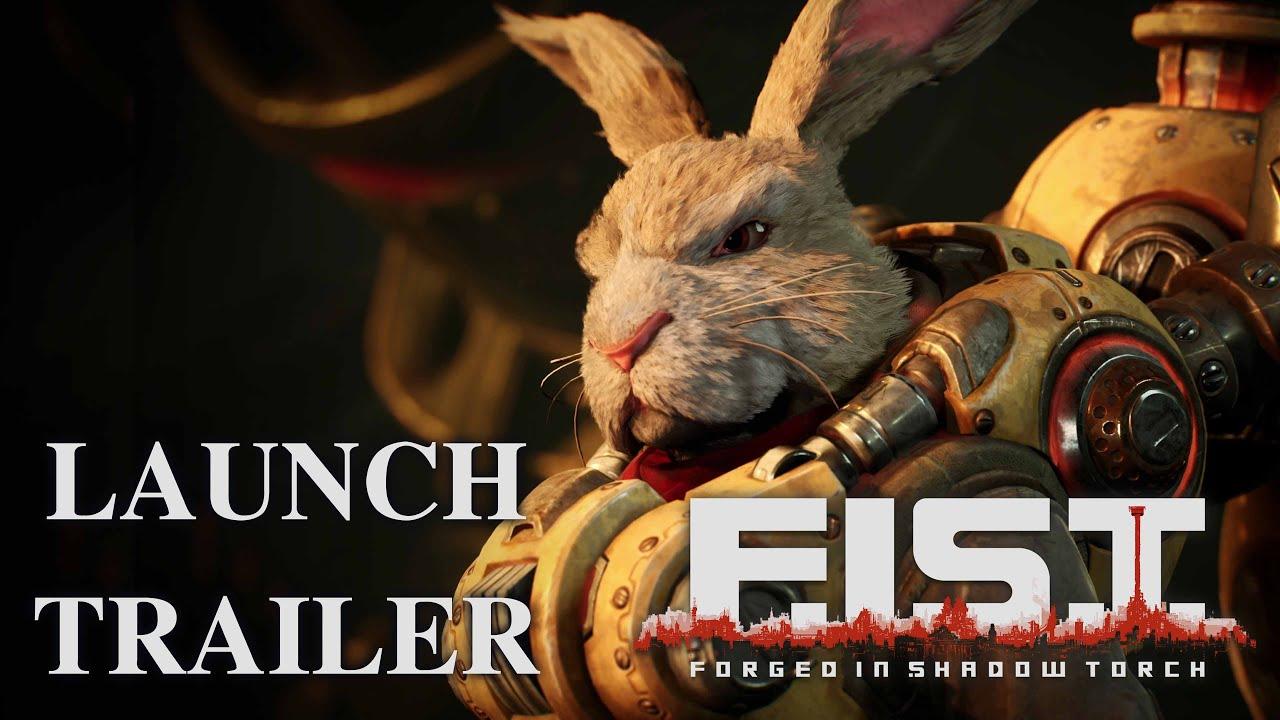 PS4 / PS5『暗影火炬城』發售影片