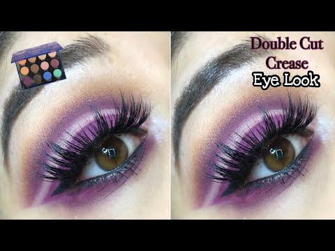 Double Cut Crease Eye Look   The Zodiac Palette   iitsVB thumbnail