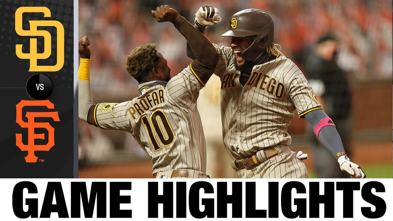 Padres smash three home runs in win over Giants | Padres-Giants Game Highlights 9/26/20