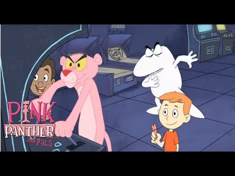 Pink Panther Goes To The Arcade | 35 Minute Compilation | Pink Panther & Pals