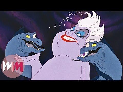 Top 10 Greatest Female Disney Villains