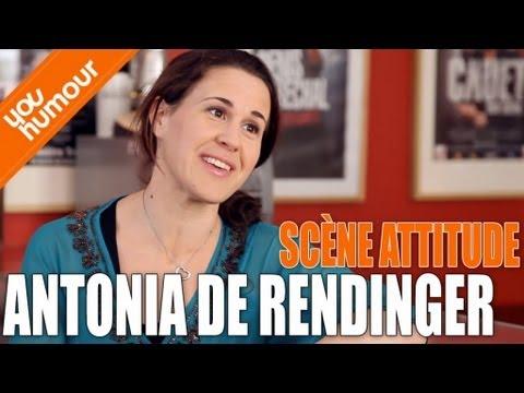 ANTONIA DE RENDINGER - Ma vie avant ONDAR