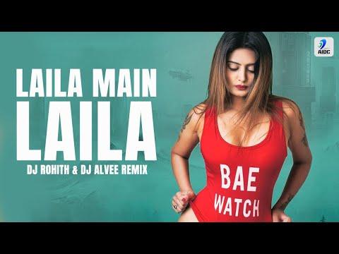 Laila Main Laila   Raees   DJ Rohith & DJ Alvee Remix