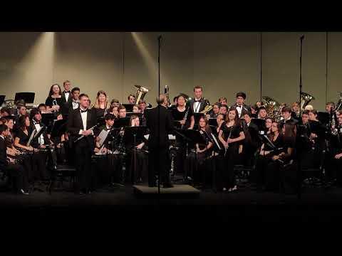 2018 02 District Symphonic band concert