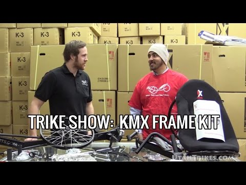 kmx-frame-kit---build-your-own-recumbent-trike---trike-show---03/20/15