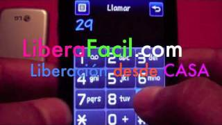 Liberar LG GS290 x imei con LiberaFacil.com