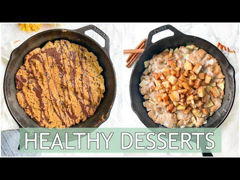 Skillet Cookie Recipe   Healthy Dessert Recipes