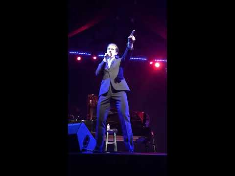 Aaron Tveit at Wolf Trap Full Concert (1/21/17)