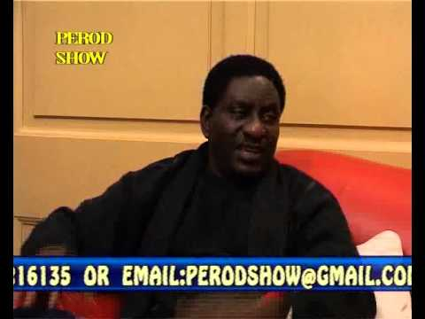 PEROD SHOW INTERVIEWS ATTORNEY GENERAL AND COMMISSIONER FOR JUSTICE, EDO STATE  PT. A
