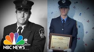 9/11 Firefighter's Daughter Joins FDNY | NBC News