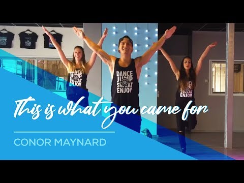 Thumbnail: This is what you came for - Cover by Conor Maynard - Calvin Harris - Fitness Dance Choreography