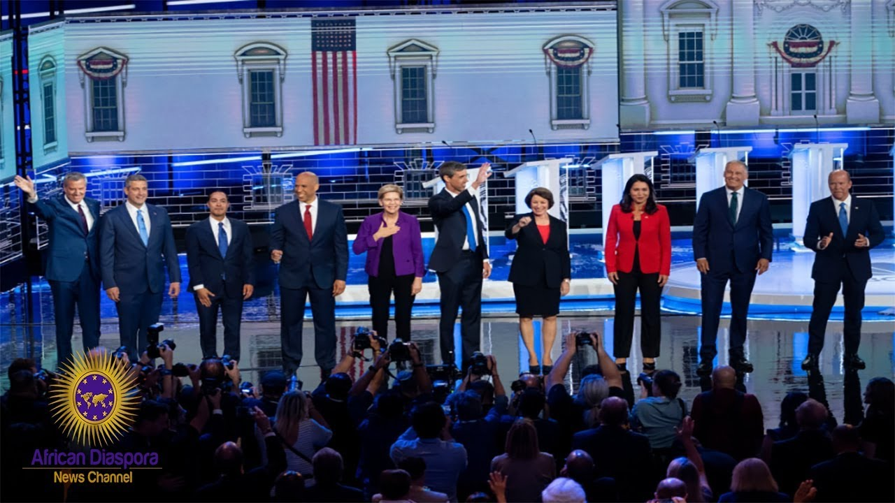 Black Voters Were Completly Ignored During First Night Of Democratic Debate
