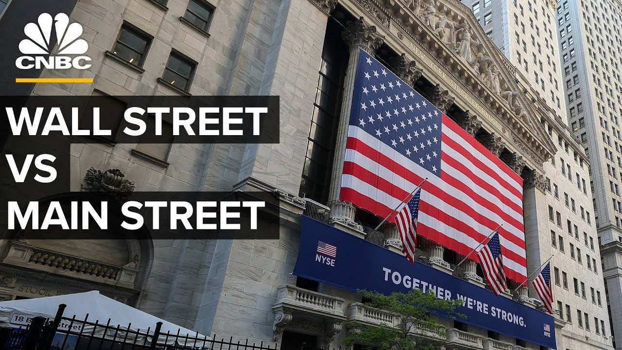 Why The Stock Market Is Up With 42 Million Americans Out Of Work