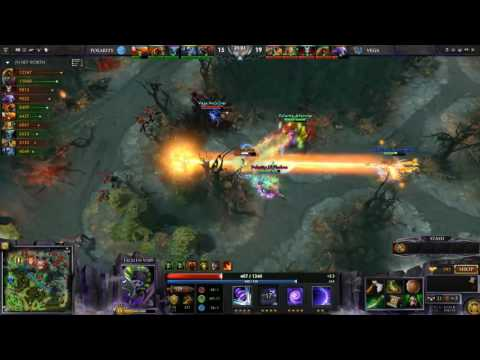 Polarity Dota 2 vs Vega Squadron - The Summit 5 Full Highlights Dota 2