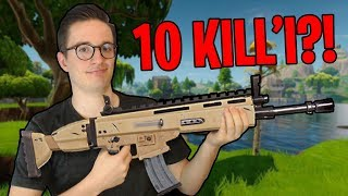 CZY BĘDZIE 10 KILLI? - FORTNITE SOLO!