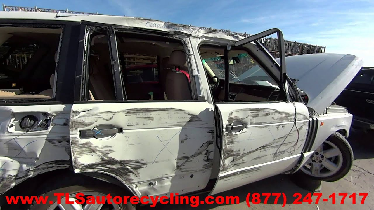 2004 Range Rover Parts For Sale 1 Year Warranty